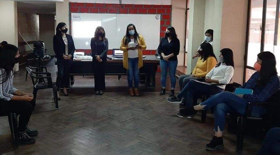 Humahuaca: Continúa el trabajo territorial en Violencia de Género y Capacitación de los Equipos Interdisciplinarios