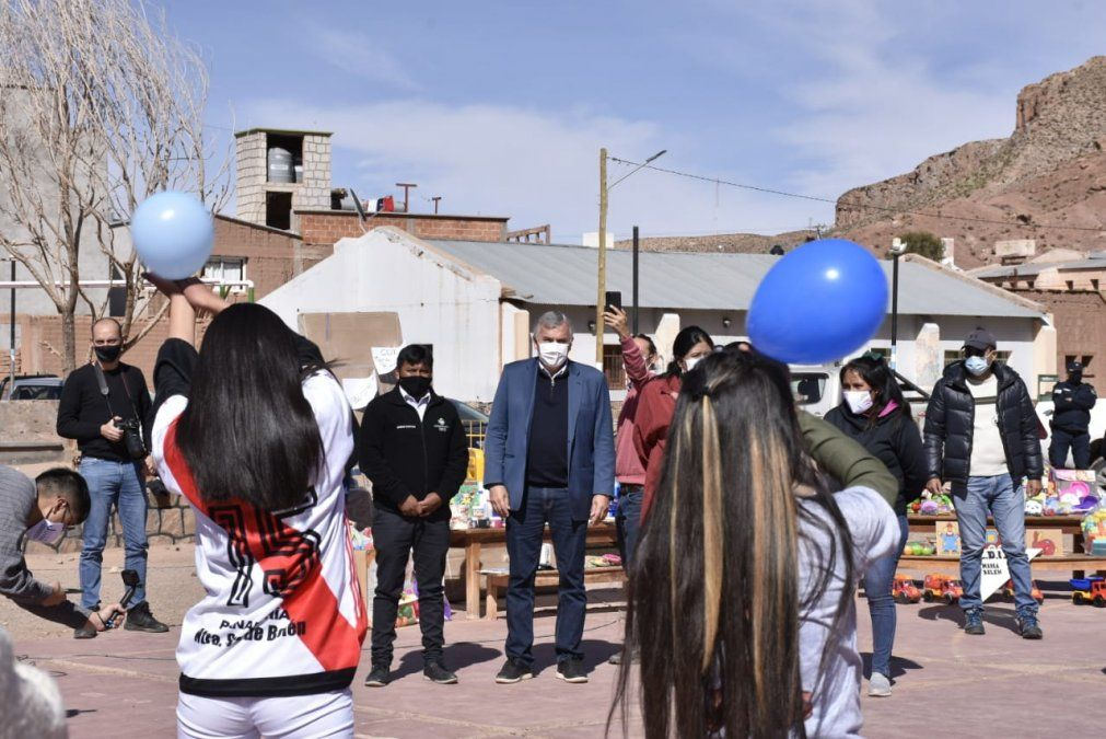 Acompañamiento a las acciones comunitarias de jóvenes y adolescentes de Susques
