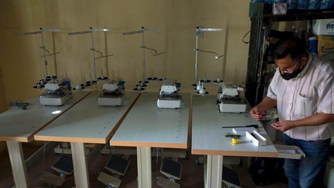 Se entregó equipamiento al Centro de Formación Profesional N° 2