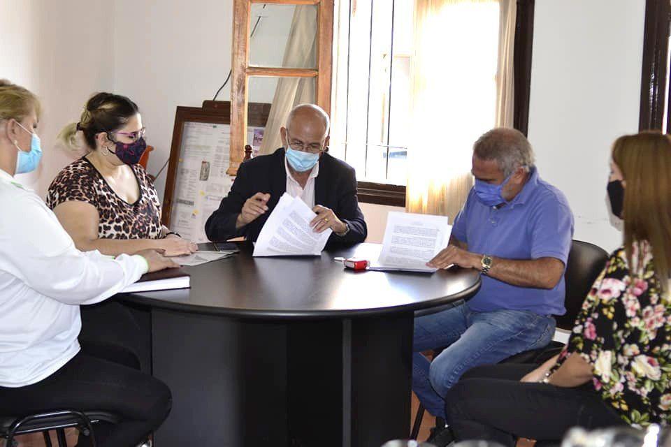 Firma convenio que pone en funcionamiento un Observatorio Vial en San Antonio