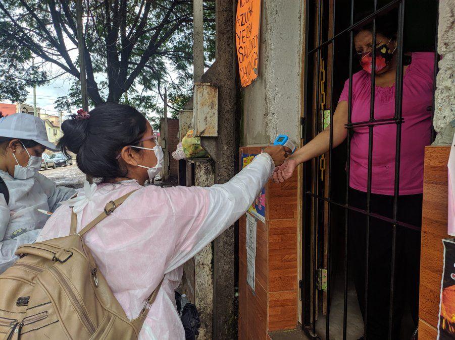 Mega operativo sanitario en Alto Comedero alcanzó a 65.389 personas