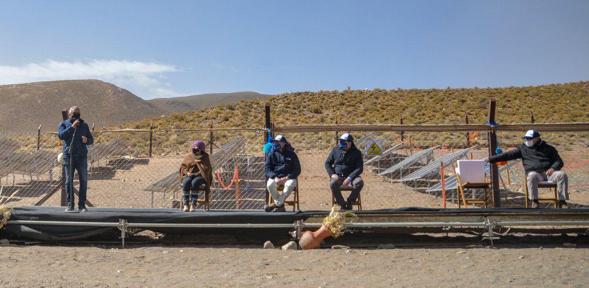 Jujuy: La comunidad aborigen de Lipán tiene energía eléctrica limpia las 24 horas del día