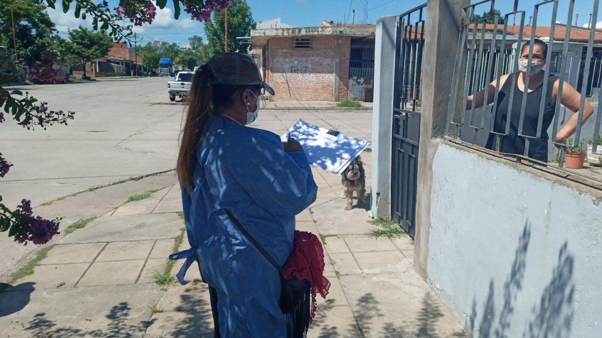 Se sumó detección de tuberculosis en rastrillaje de Palpalá