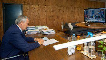 Morales suscribió el Acuerdo Federal Contra la Violencia de Género