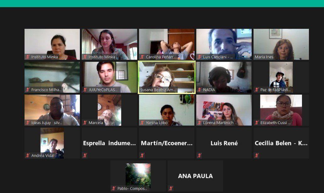 Financiamiento a pequeños emprendedores sustentables de Jujuy