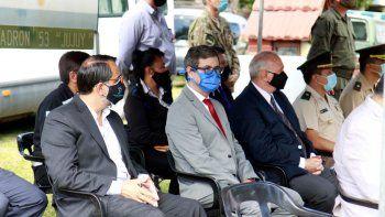 Jujuy: Cambio de jefatura en el Escuadrón 53