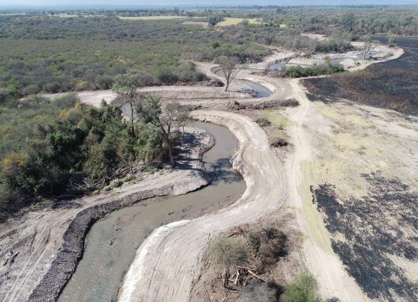 La normativa que hace a la ley de agua en Jujuy está siendo analizada para actualizarle junto a productores y consorcios desde Recursos Hídricos y Desarrollo Económico y Producción.