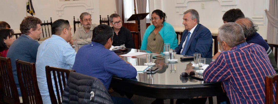 Gobierno y comunidades indígenas, integrados en el proyecto de energía solar Cauchari