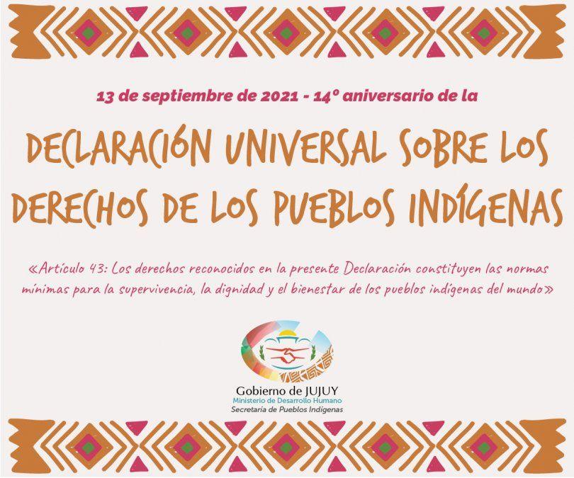 Declaración Universal sobre los Derechos de Los Pueblos Indígenas