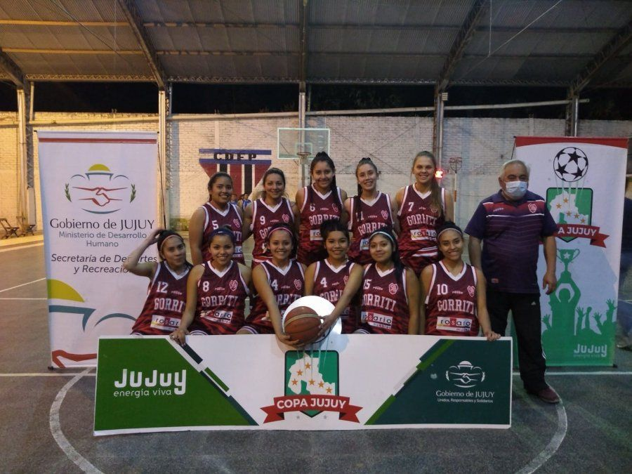 El Club Atlético Gorriti clasificó a la semifinal de la Copa Jujuy Básquet
