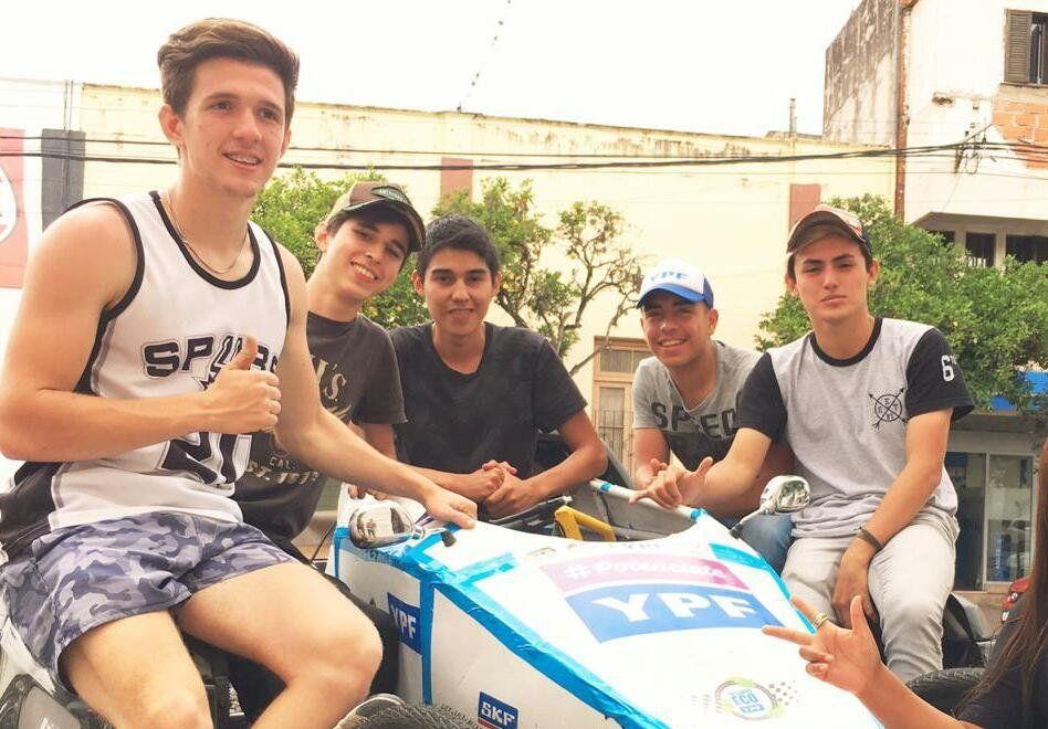 Desafío de ECO automóvil: se puede votar para el podio a los chicos jujeños