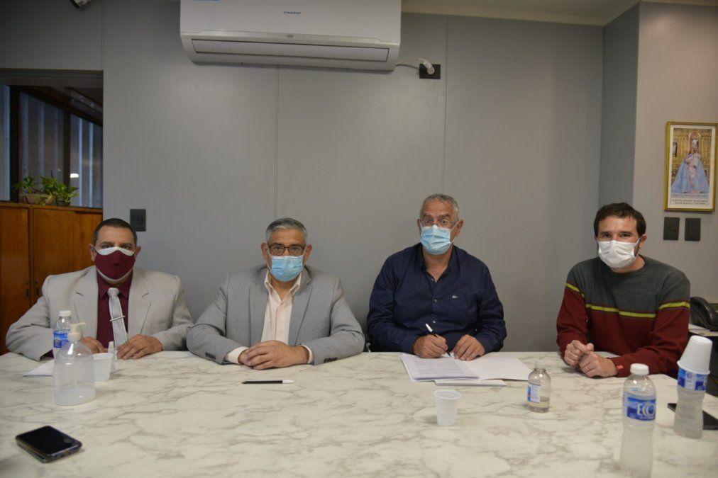 Adicciones: Salud y Seguridad firmaron convenio para abordaje conjunto