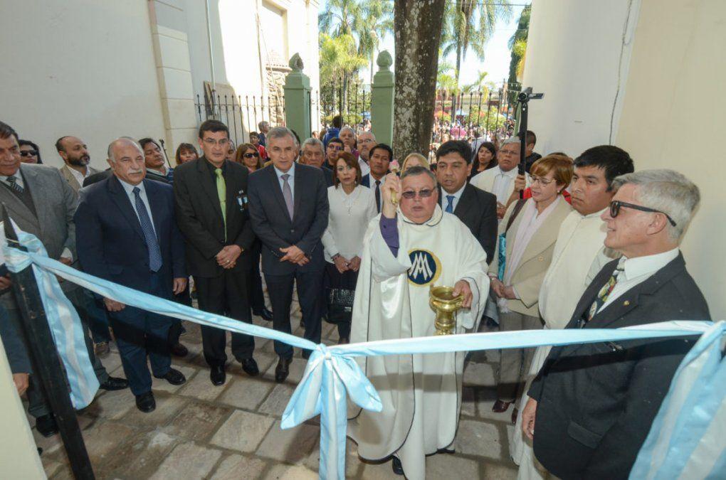 Honras a la Virgen del Carmen