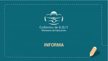 Actualización de legajos de docentes de Nivel Inicial