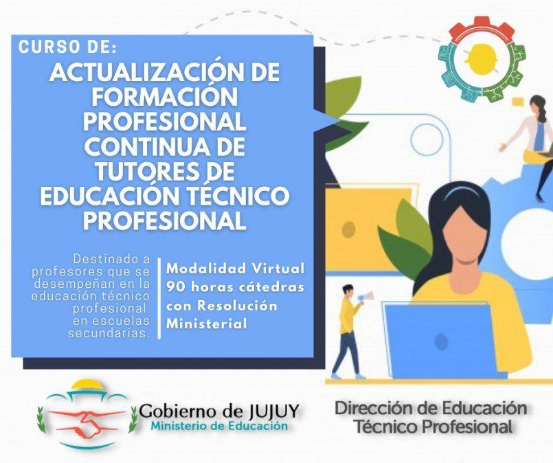 Curso de Actualización de Formación Profesional Continua