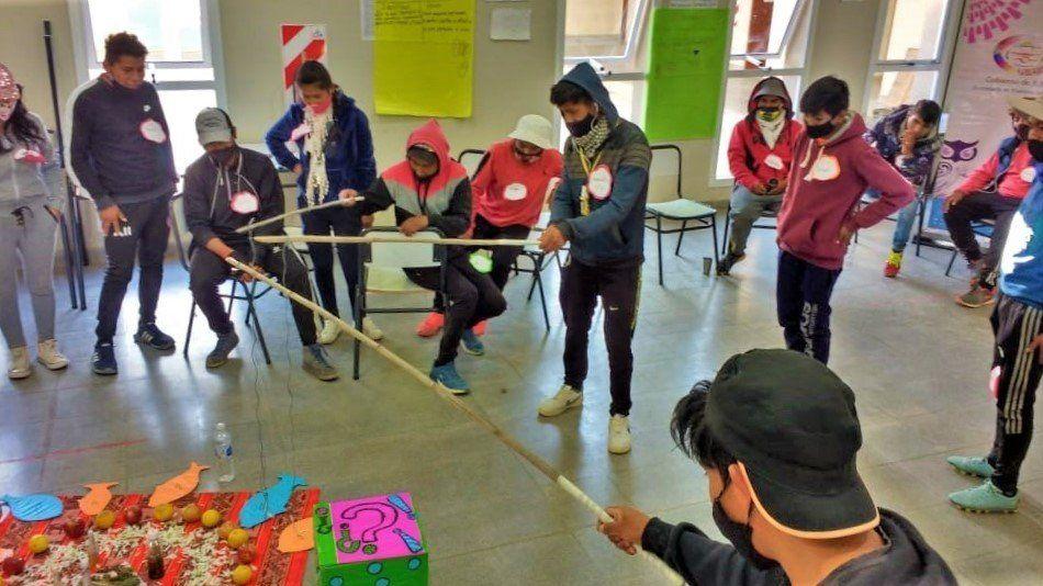 Fortalecimiento Juvenil en comunidades aborígenes de la Puna