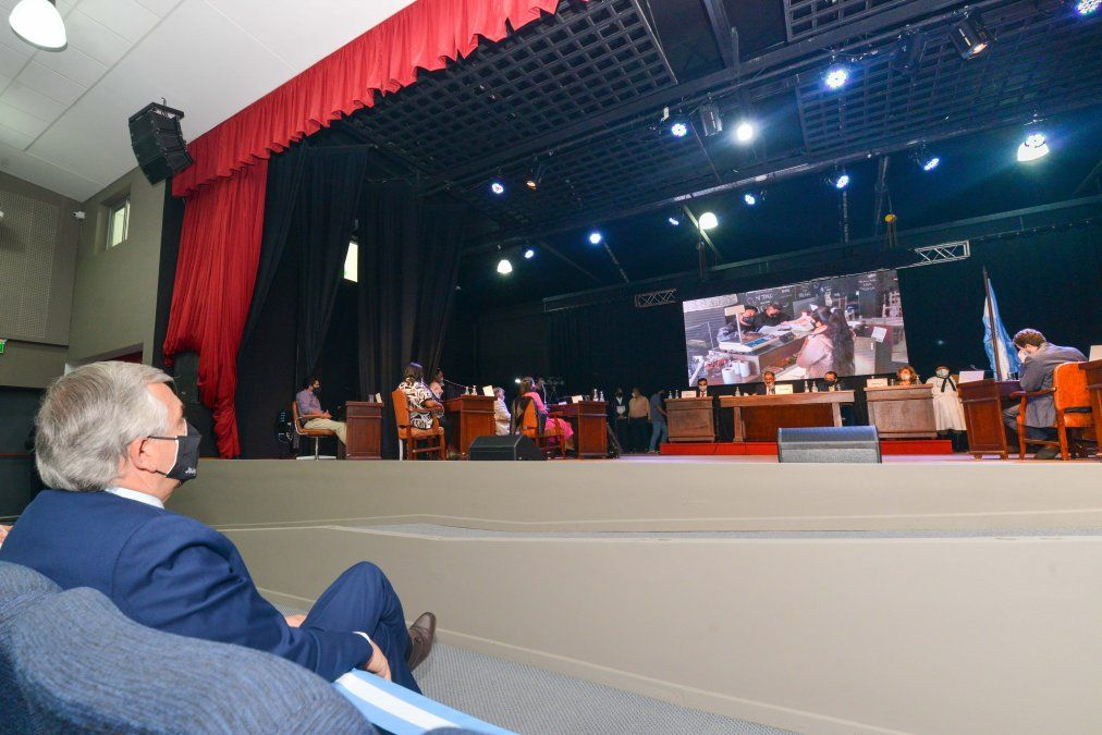 """La ceremonia tuvo lugar en el Centro Cultural """"Éxodo Jujeño"""""""