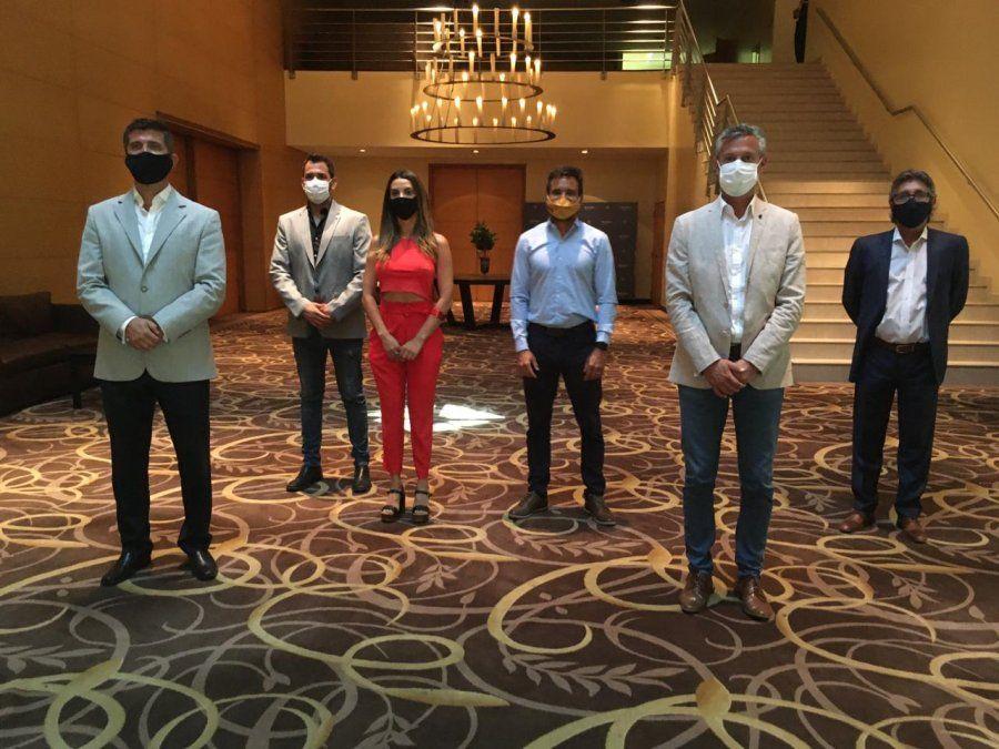 El encuentro tuvo lugar en un hotel centrico de Tucumán