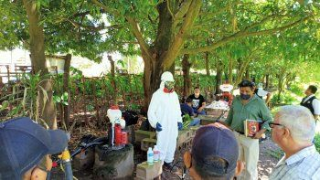 Difunden métodos para prevención y bloqueo del dengue