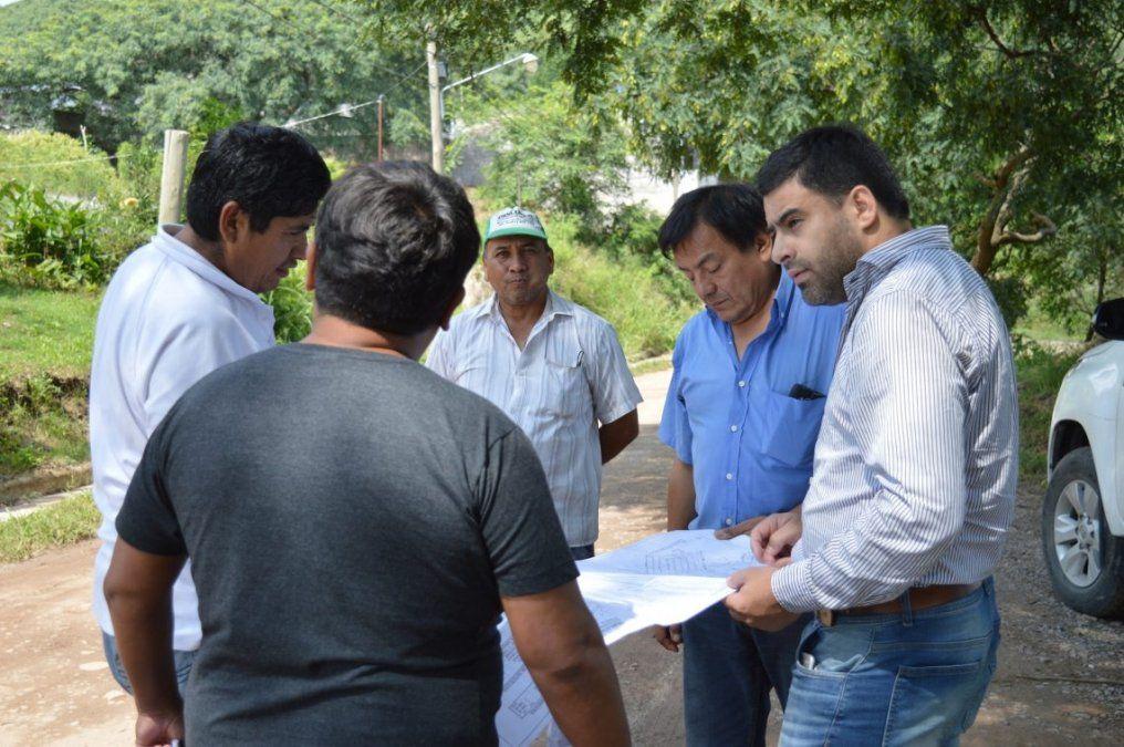 Jujuy Asiste y Reactiva: comunidad, cooperativas y Gobierno ahora mejorarán el acceso al barrio Bellavista
