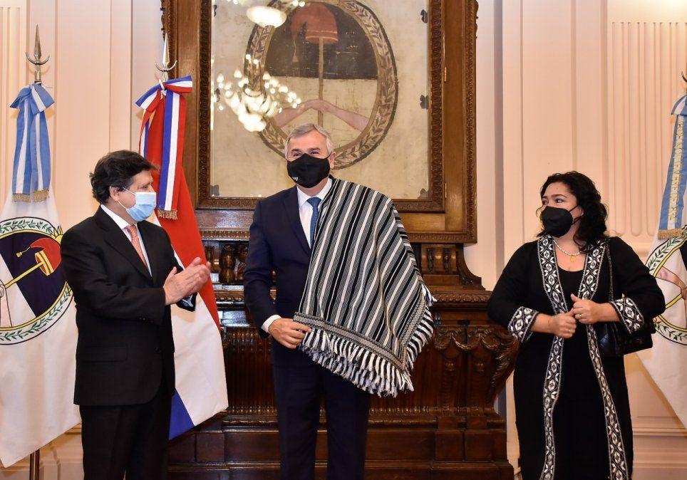 Jujuy y Paraguay definen agenda de intereses y estrategias comunes