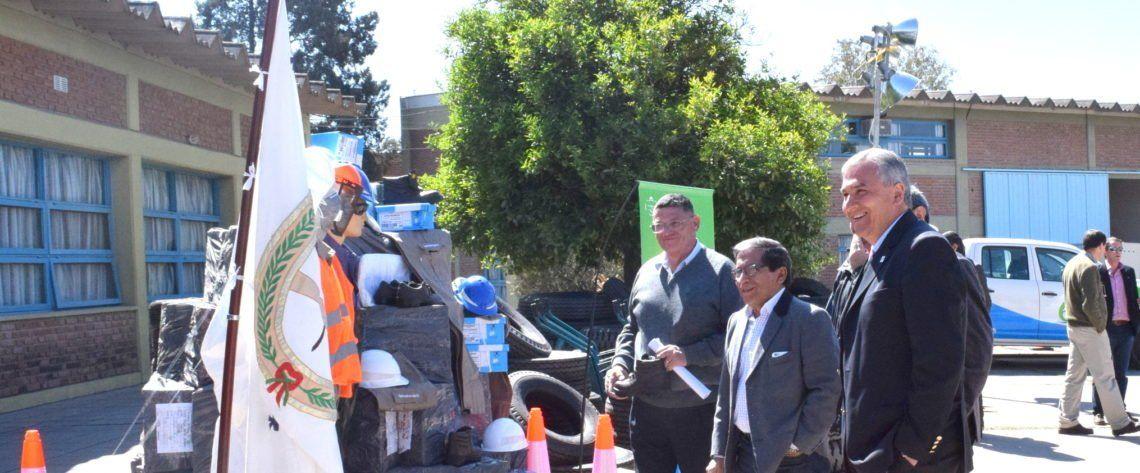 Nuevo equipamiento para Agua Potable de Jujuy