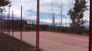 La Provincia acompañó a Coctaca en obras de saneamiento y mejoras de espacios recreativos