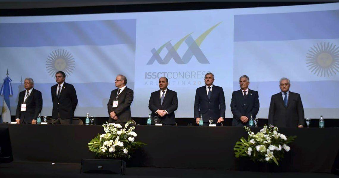 Jujuy en el Congreso Internacional de la caña de azúcar