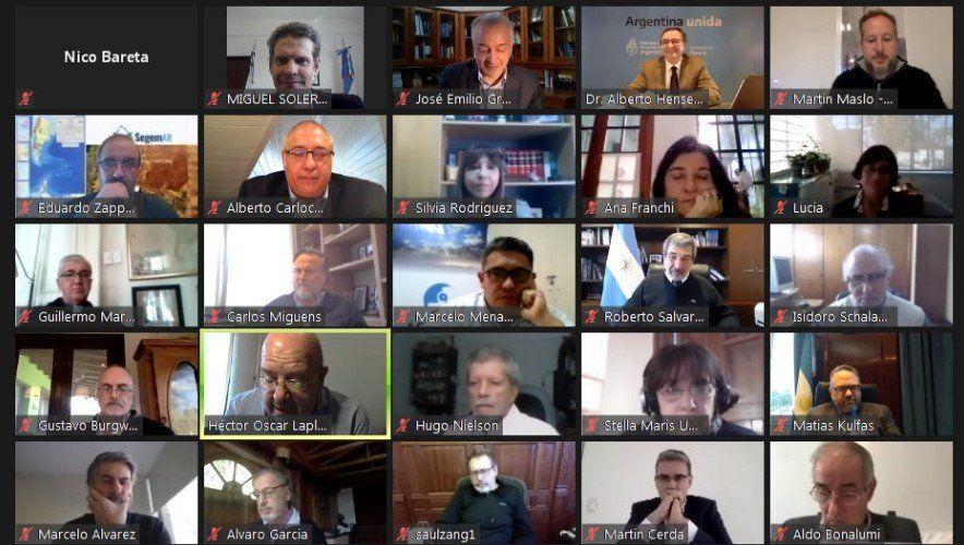 Jujuy participó de la mesa del Plan Estratégico para el Desarrollo Minero Argentino