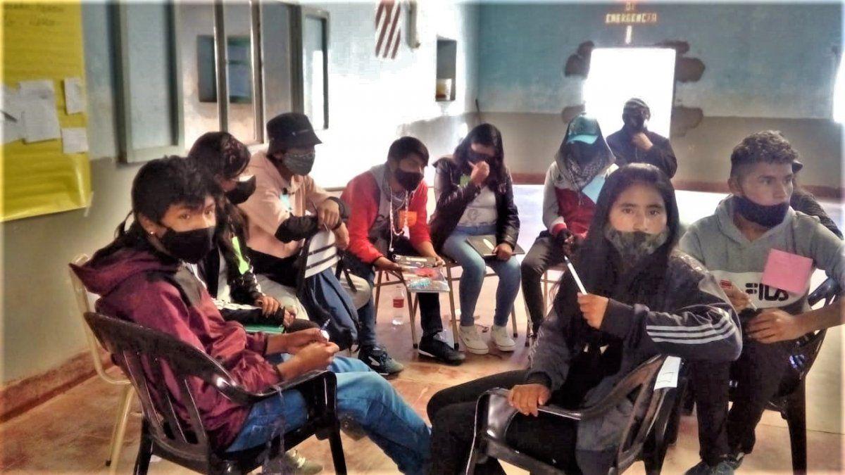 Abordando la ESI con la juventud indígena de Yavi
