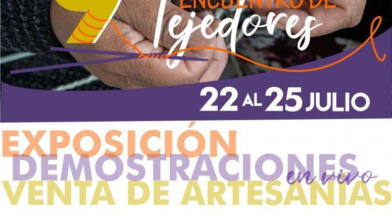 Comenzará el 9° Encuentro de Tejedores en Purmamarca
