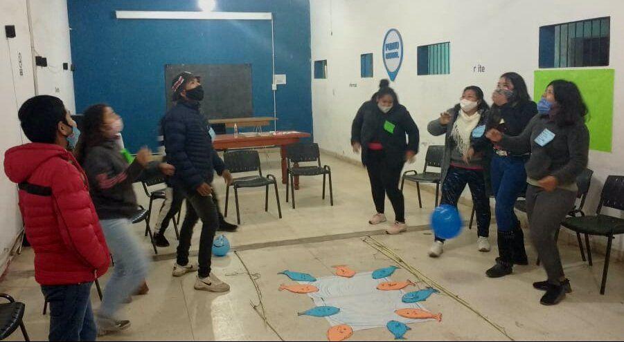 Abordando la ESI con jóvenes de Comunidades Aborígenes de Yuto