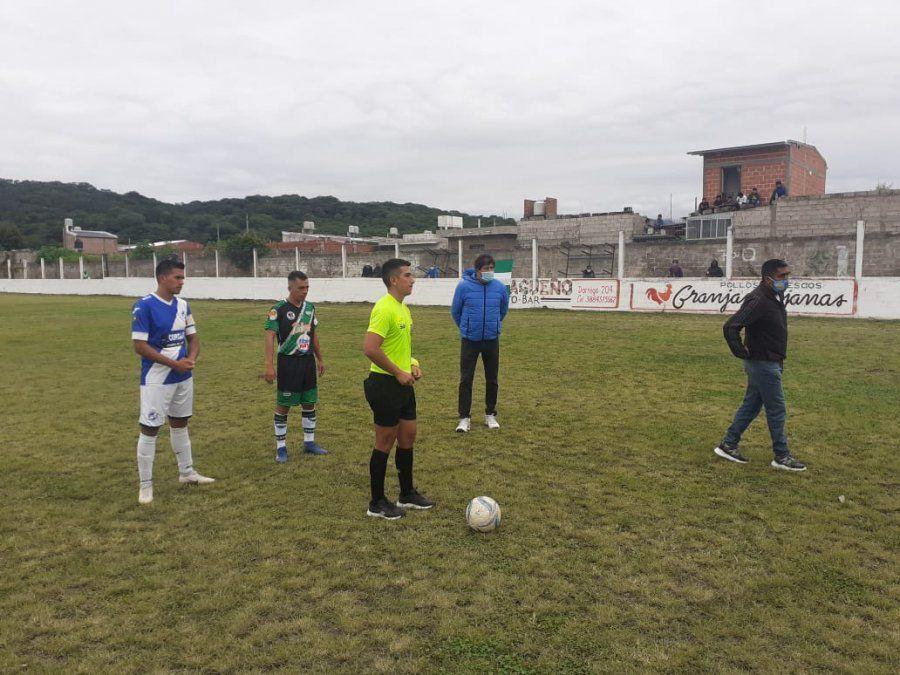 Dio inicio el Torneo Enrique Gutierrez de la Liga Departamental de Fútbol