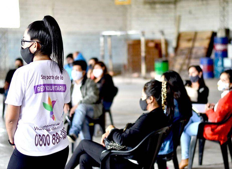 Ley Micaela: Continúan las capacitaciones en San Antonio