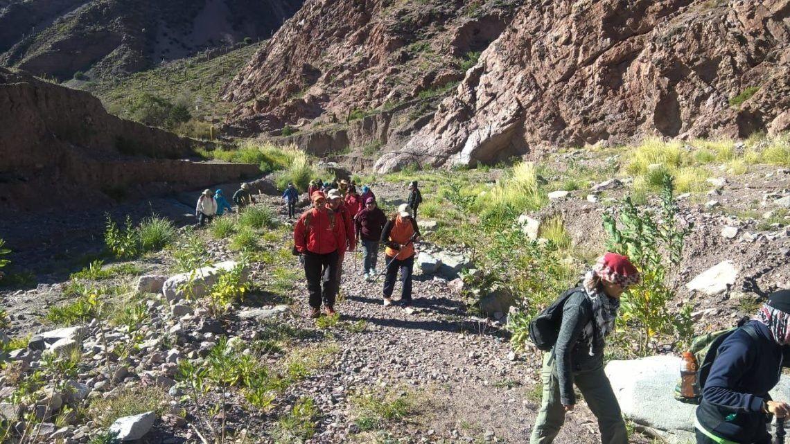 """Exitoso """"Corriendo Voy"""" en Huachichocana"""
