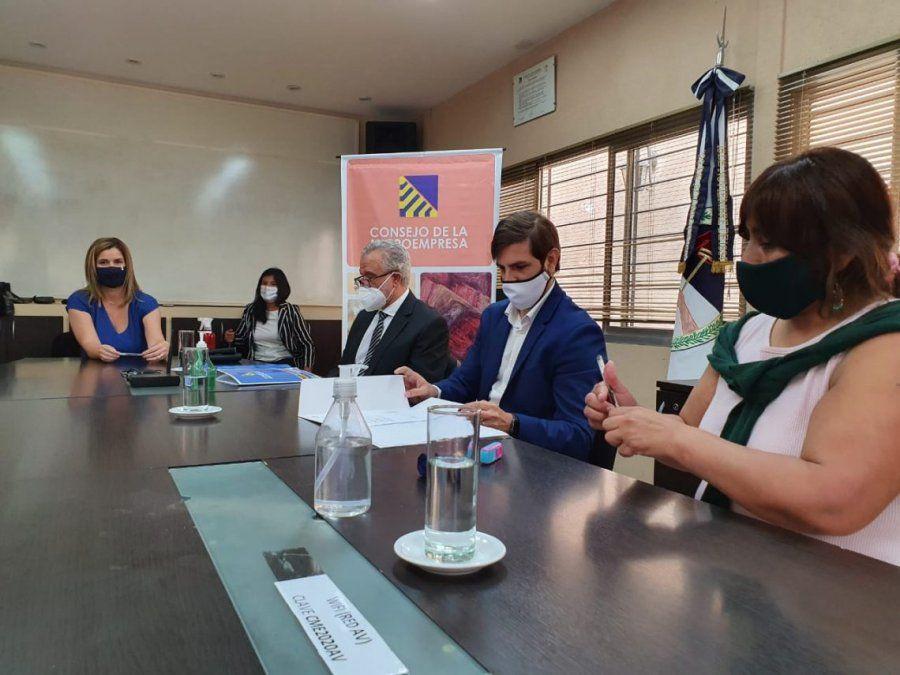 Maimará se suma al programa de financiamiento Microsol