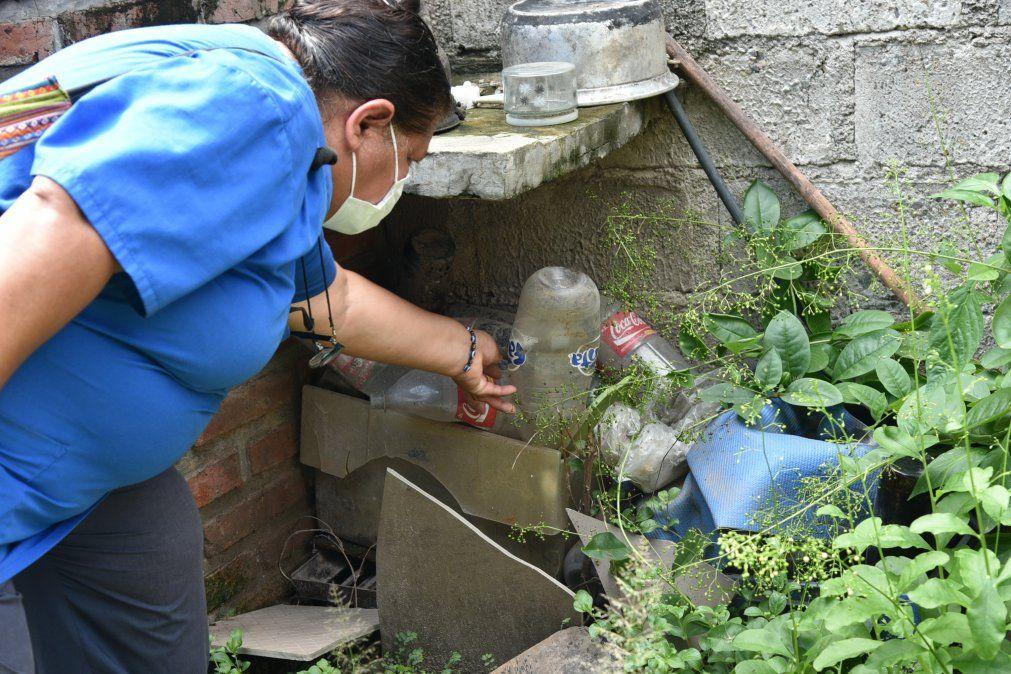 Avanza el trabajo preventivo frente al dengue en Jujuy