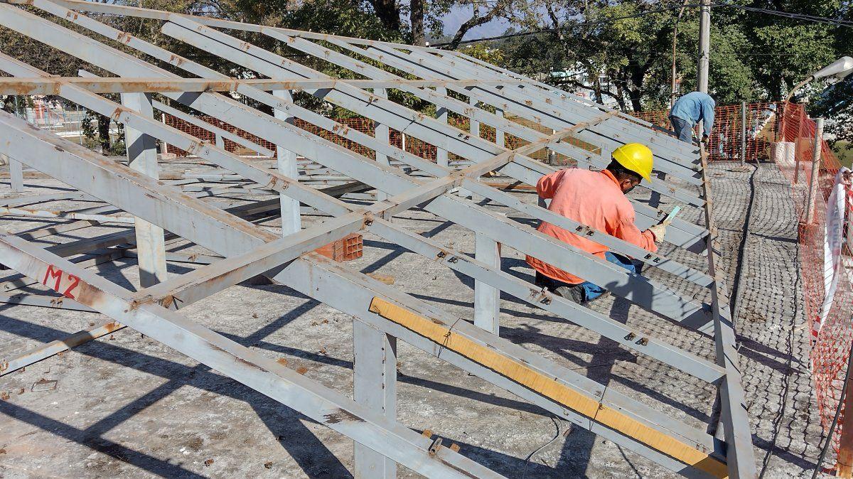 Energía solar: Jujuy instala paneles en  edificio ministerial