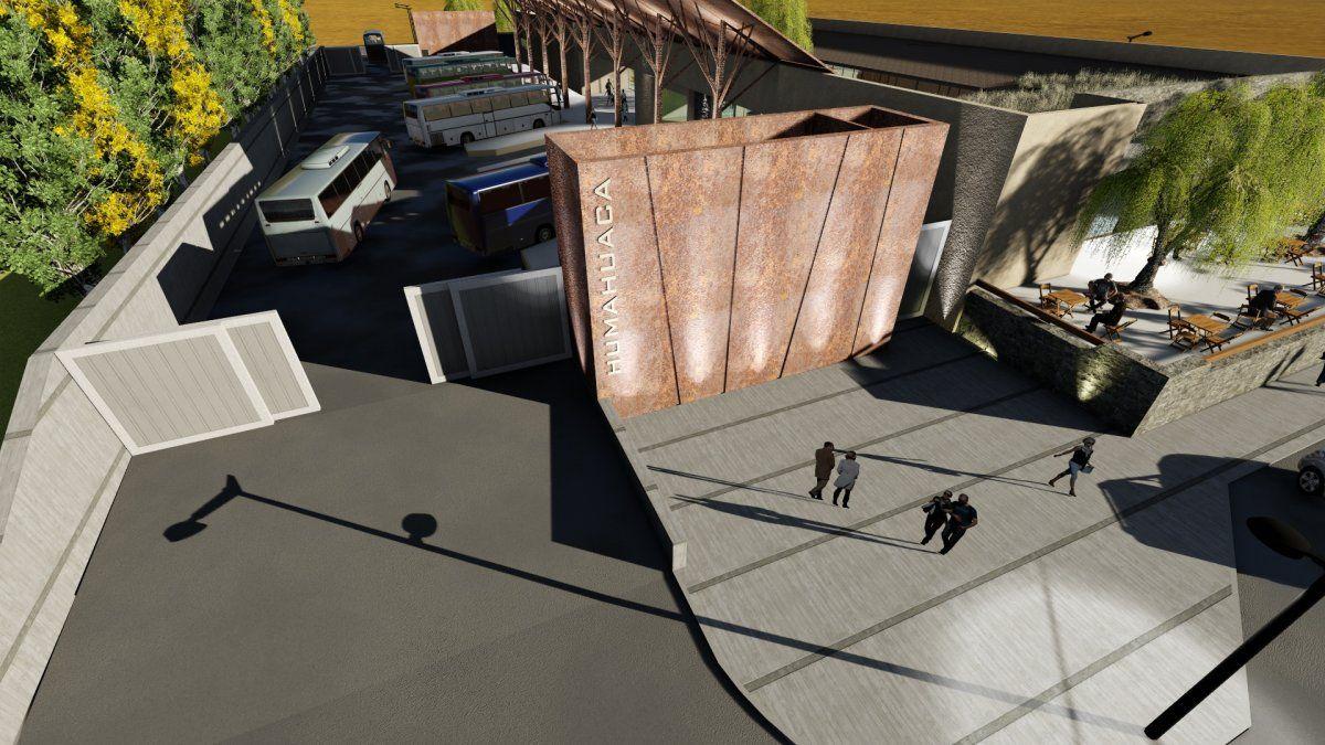 Los proyectos de nuevas Terminales para Humahuaca
