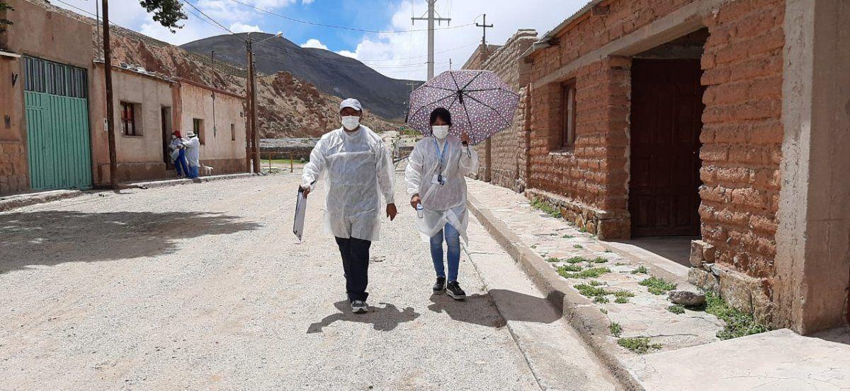 4.168 personas controladas en rastrillaje en Quebrada y Puna