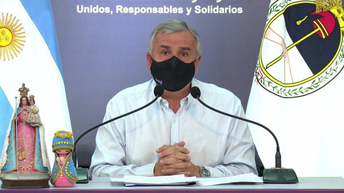 El gobernador Gerardo Morales anunció la construcción de un nuevo hospital en Libertador General San Martín.