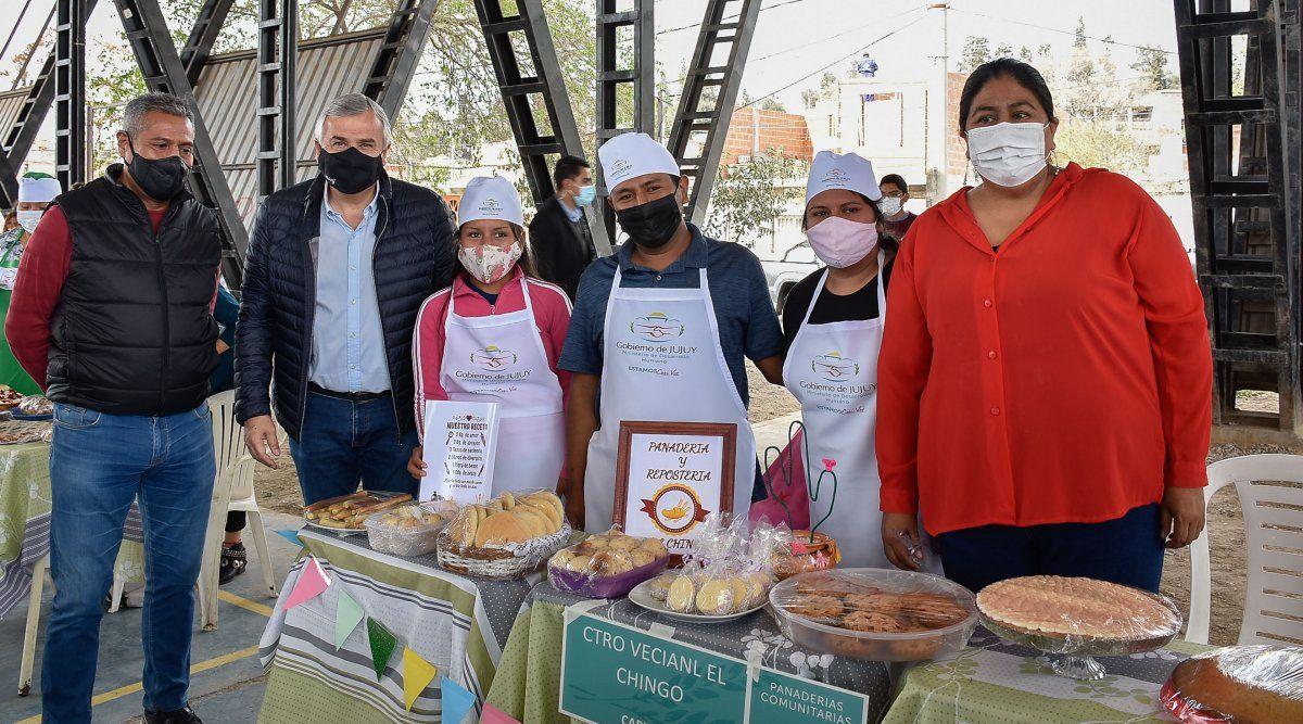 Se realizó el  Primer Encuentro Provincial de Panaderías Comunitarias